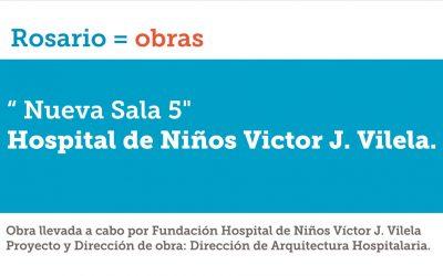 «Nueva Sala 5» en el Hospital